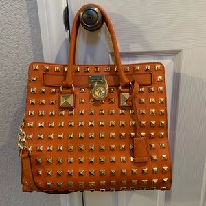 Two Authentic Michael Kors bags